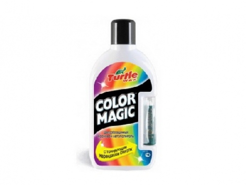 Полироль COLOR MAGIC PLUS БЕЛЫЙ 500 мл