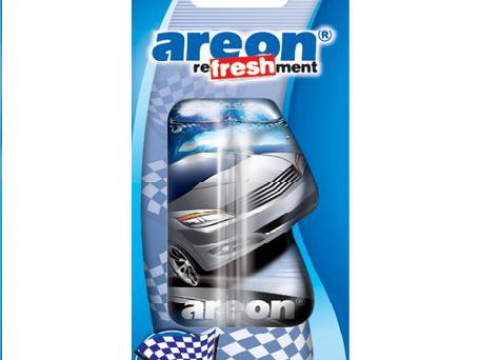 "Ароматизатор AREON ""REFRESHMENT LIQUID"" гелевый AUTO"