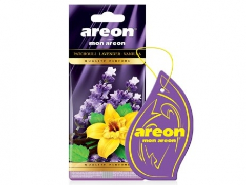 "Ароматизатор AREON ""MON AREON"" Patchouli Lavander Vanilla (Пачули, Лаванда, Ваниль)"