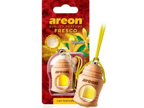 "Ароматизатор AREON ""FRESCO"" Vanilla (Ваниль)"