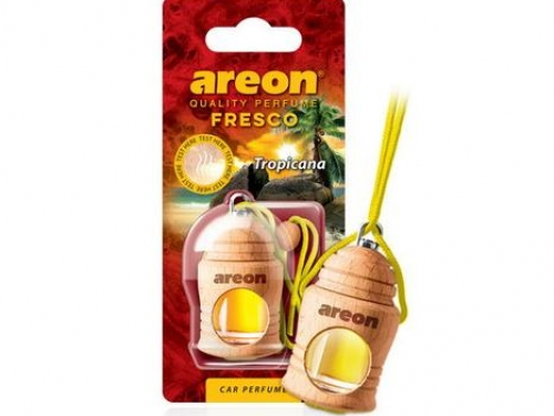 "Ароматизатор AREON ""FRESCO"" Tropicana (Тропикана)"