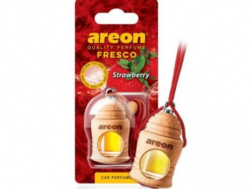 "Ароматизатор AREON ""FRESCO"" Strawberry (Клубника)"