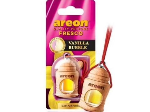 "Ароматизатор AREON ""FRESCO"" Vanilla Bubble (Ванила Бабл)"