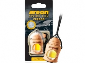 "Ароматизатор AREON ""FRESCO Sport LUX"" Gold (Золото)"