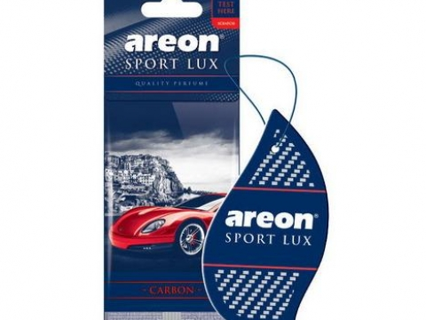 "Ароматизатор AREON ""LUX"" Sport Carbon (Карбон)"