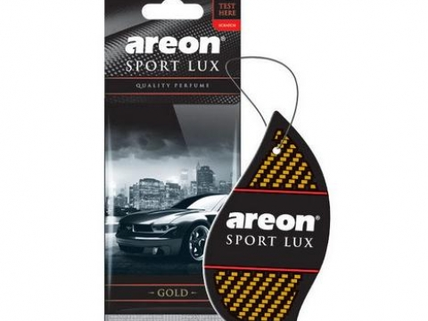 "Ароматизатор AREON ""LUX"" Sport Gold (Золото)"