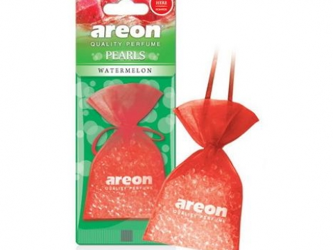 Ароматизатор AREON PEARLS Watermelon (Арбуз)