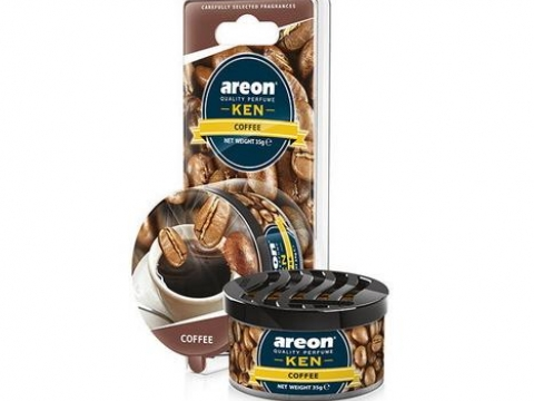 "Ароматизатор AREON ""GEL KEN BLISTER"" Coffee (Кофе)"
