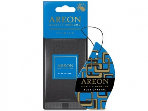 "Ароматизаторы AREON ""Premium"" Blue Crystal (Синий кристал)"