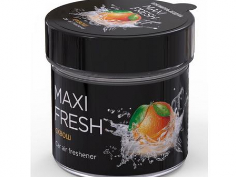 "Ароматизатор ""MAXIFRESH"" банка Сквош 100гр"