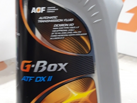 Масло G-Box ATF DX II (канистра 1 л-0,872 кг)