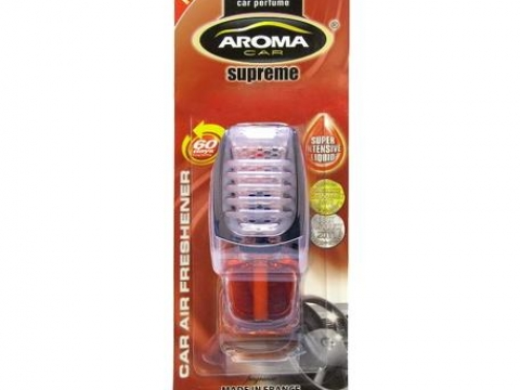 Ароматизатор Aroma Car Supreme Anti Tobacco 8ml