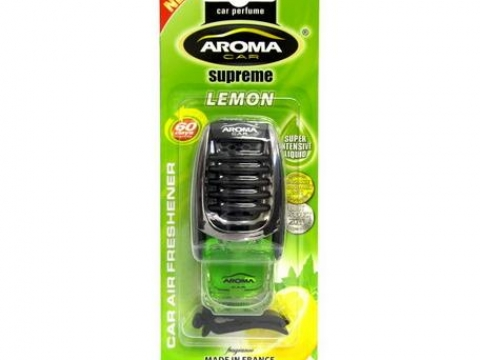 Ароматизатор Aroma Car Supreme Lemon 8ml